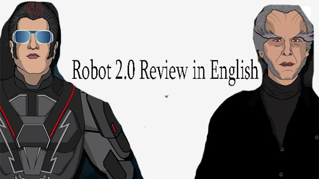 Robot 2.0 Review in English