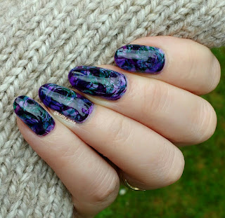 Barry M Purple Pop