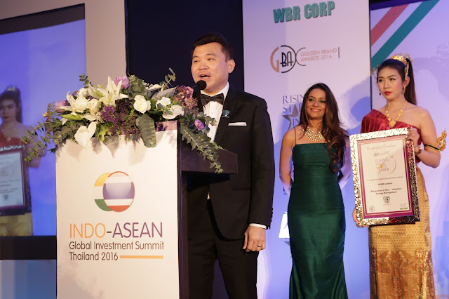 WBR Corp organized Indo-ASEAN Global Investment Summit in Bangkok, Thailand on September 17, 2016