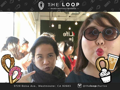 Don't Get Twisted, Eat The Loop Churros