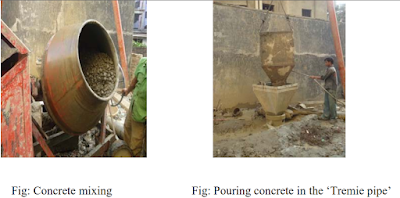 Concrete Mixing and Pouring