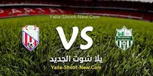 نتيجة مباراة رجاء بني ملال والمغرب التطواني اليوم الاحد 22-09-2019 في الدوري المغربي