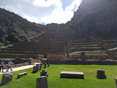 Ollantaytambo, uno de los lugares imprescindibles del Valle Sagrado de los Incas