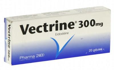 Vectrine - Manfaat, Dosis, Efek Samping dan Harga