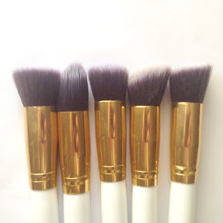 Born Pretty Store 10-piece Brush Set Face