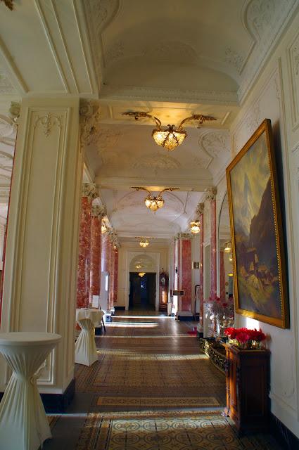Hotel Schweizerhof Luzern Lobby