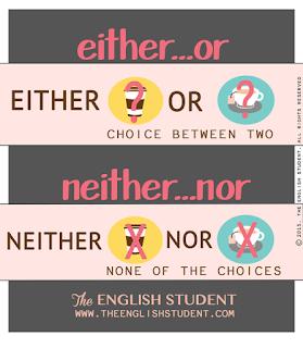"""Penggunaan """"Either"""" dan """"Neither"""" Dalam Percakapan Inggris"""