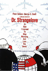 Poster Of Hollywood Film Dr. Strangelove (1964) In 300MB Compressed Size PC Movie Free Download At worldfree4u.com