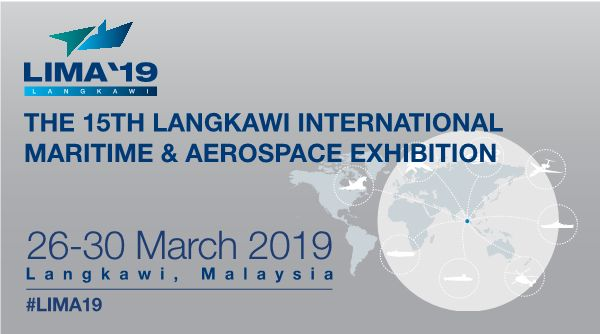 LANGKAWI INTERNATIONAL MARITIME AND AEROSPACE EXHIBITION  26-30 MARCH 2019