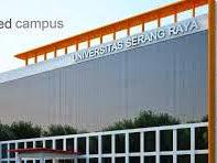 Pendaftaran Mahasiswa Baru ( UNSERA ) 2020-2021