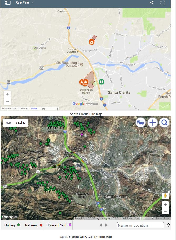 Live Map of Rye Fire in Santa Clarita Near Six Flags & Oil ... Santa Clarita Fire Map on san bernardino fire map, fresno fire map, oceanside fire map, weaverville fire map, chino hills fire map, ukiah fire map, carmel valley fire map, san marcos fire map, newhall fire map, clearlake fire map, solano county fire map, oakland fire map, trinity county fire map, monterey fire map, burney fire map, antioch fire map, weed fire map, rancho cucamonga fire map, soda springs fire map, austin fire map,