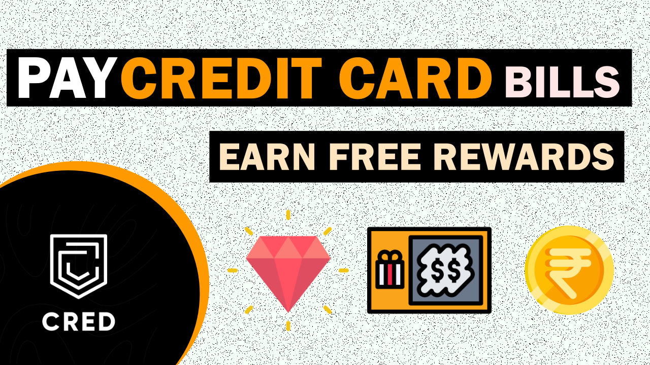 Cred App credit card bill payment and earn cashback