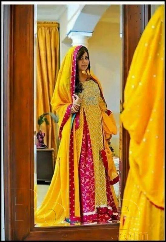 Mehndi Party Dresses 2016 : Fashion wallpapers free download bridal mehndi dresses