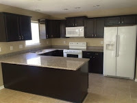 The Advantages of Bainbrook Brown Granite Countertops