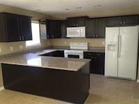 The Advantages of Bainbrook Brown Granite Countertops