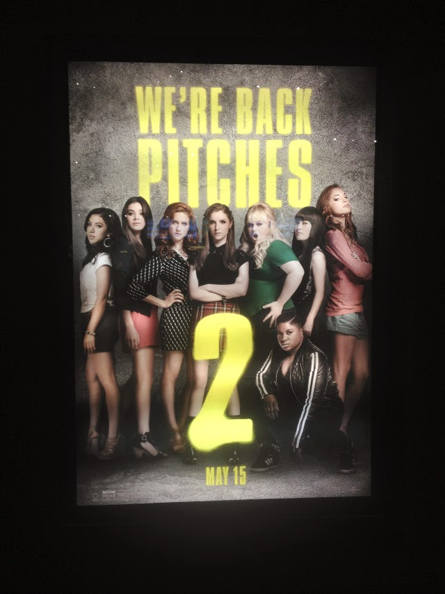Pitch Perfect 2 Opening