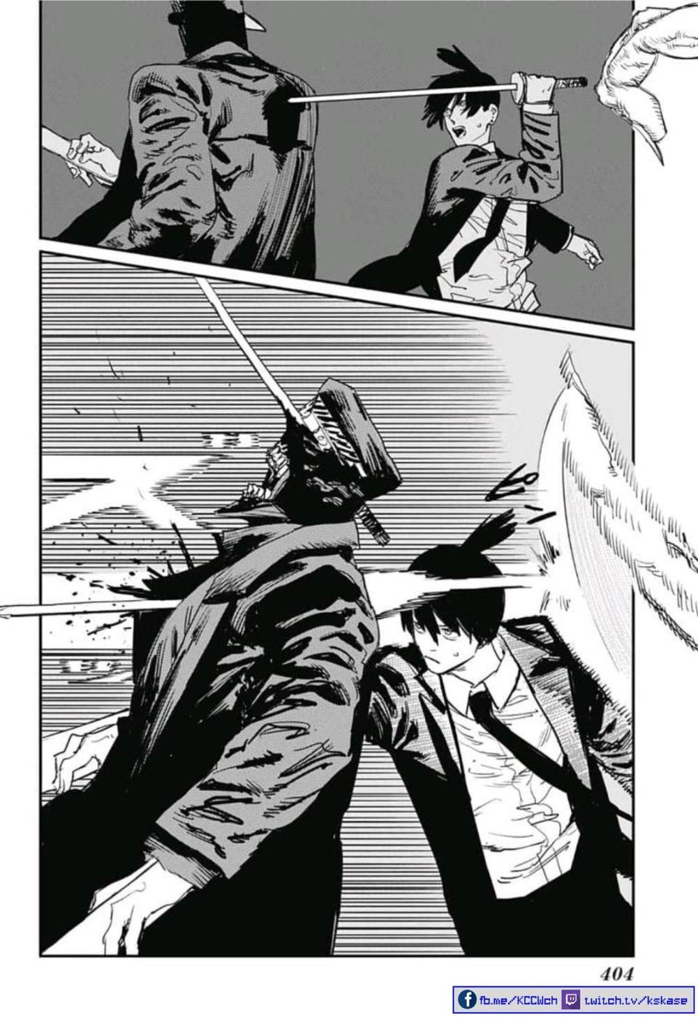 อ่านการ์ตูน Chainsaw Man ตอนที่ 24 หน้าที่ 4
