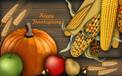 Animated Thanksgiving day image