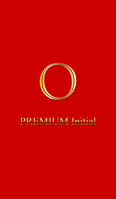 PREMIUM Initial O