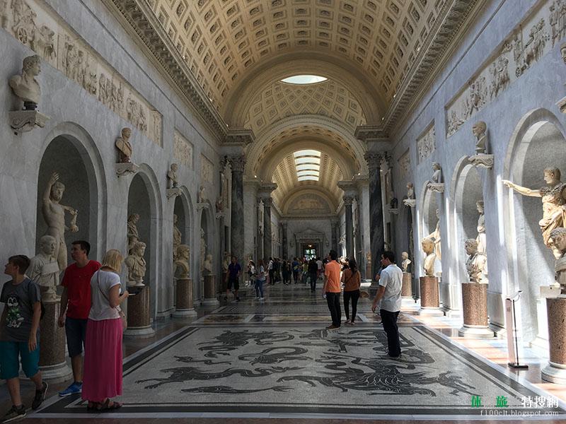 梵蒂岡博物館網路購票、換票、入館方式 上網訂票快速通關免排隊
