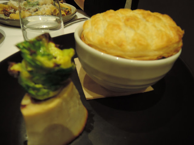 veal pie with marrow