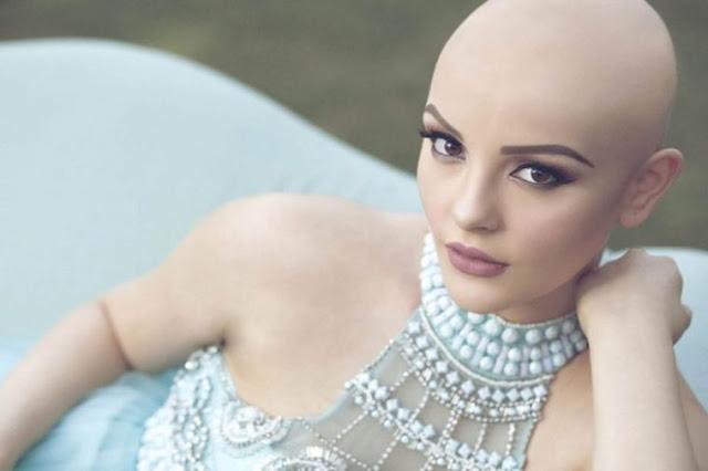 17χρονη καρκινοπαθής πρότυπο