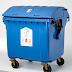 Plastic container Emmen voorlopig niet vaker geleegd