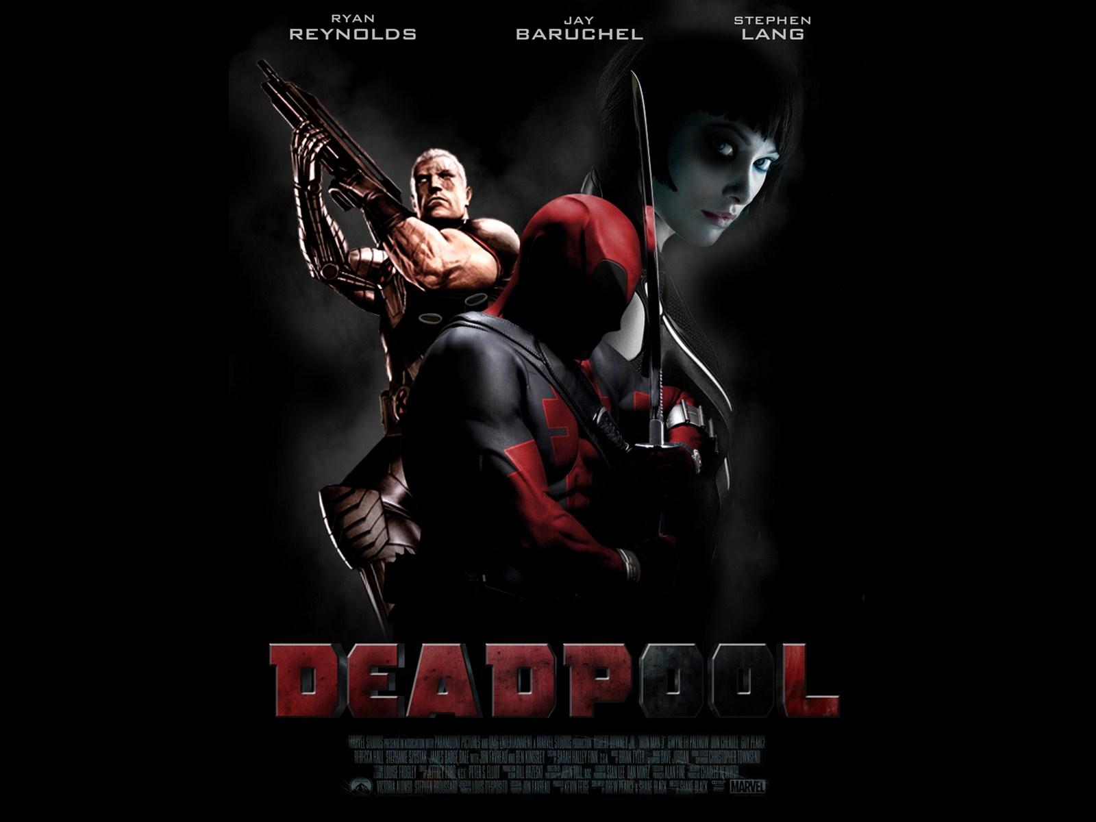Deadpool Rachel Sheen