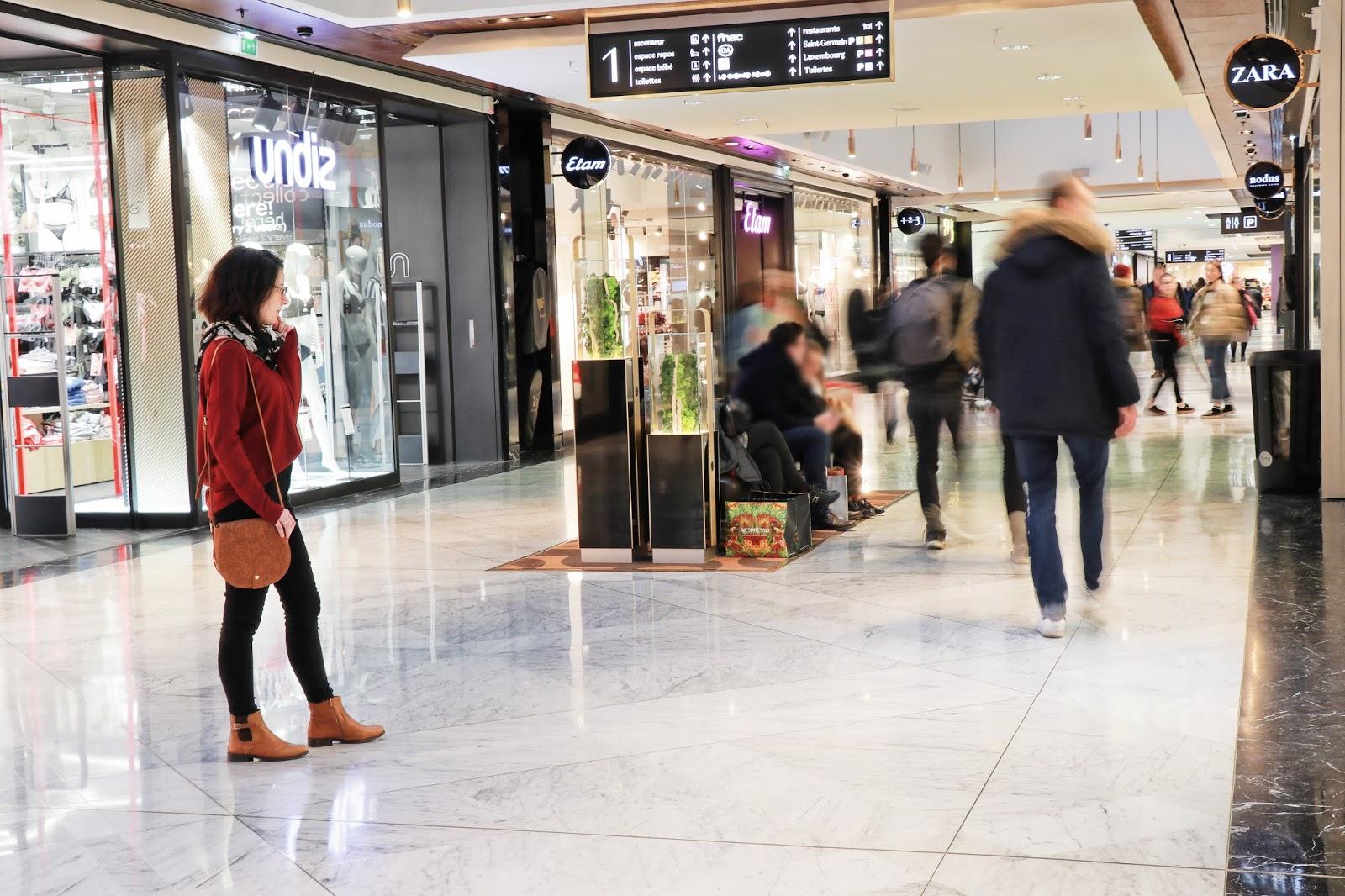 les gommettes de melo ambassadeur centre commercial parly 2 le chesnay versailles paris unibail magasin boutique marlette hema