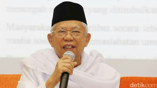 Sebut Lagi 212 Gerakan Politik, Pengamat: KH Ma'ruf Amin Panik