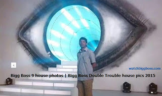 Bigg Boss 9 house photos