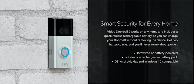 generation video doorbell adds a quick seat out rechargeable battery too boosts video resol Ring Video Doorbell 2 Review - What's The Difference