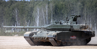 MBT T-90M Rusia