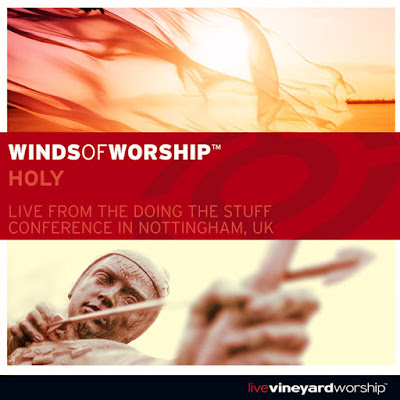 Vineyard Music UK-Winds Of Worship-Holy-