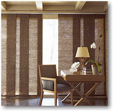 Modern Window Covering Options For Your Sliding Patio Door