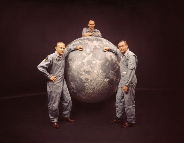 apollo space crews - photo #32