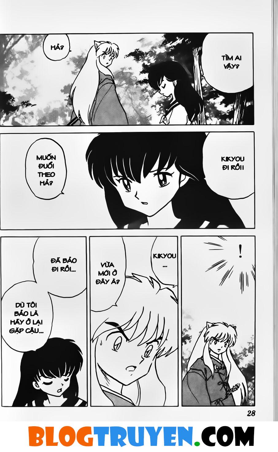Inuyasha vol 32.2 trang 7
