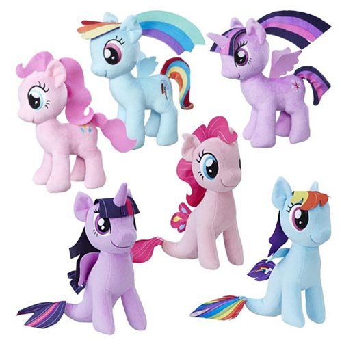 Squishy Muffinz Wave Dash : Equestria Daily - MLP Stuff!: Official Seapony Plushies Appear on Entertainment Earth!