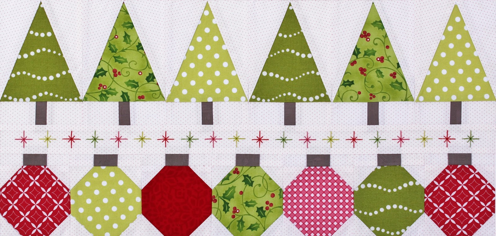 Jen Daly Quilts: Merry and Bright - Day 8