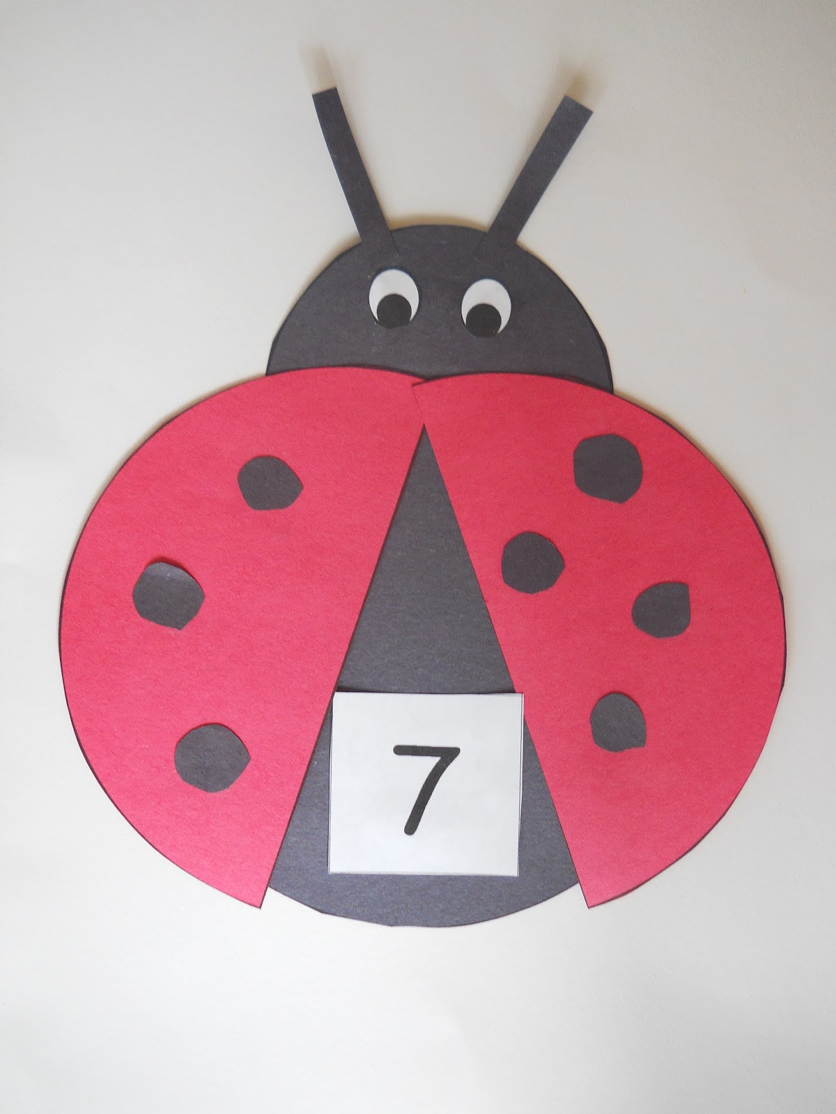 Mrs T S First Grade Class Ladybugs