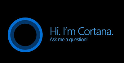 cortana voice search
