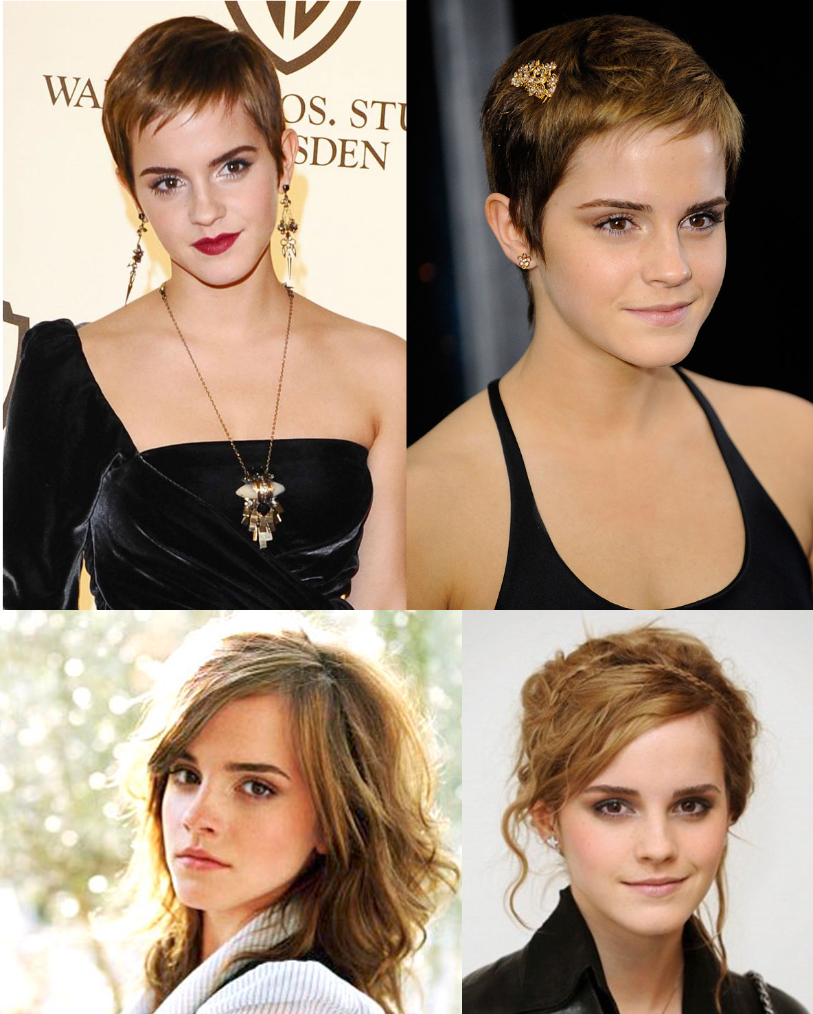 The Beauty Scoop!: (Almost) Wordless Wednesday - Emma Watson!