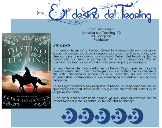 Reseña El destino del Tearling