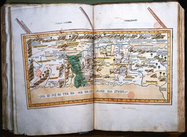 جغرافيا بطليموس - Ptolemy's Geographia