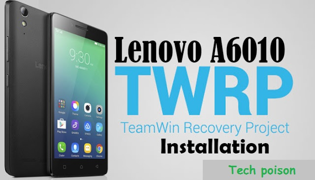 How To Unlock Bootloader And Flash Custom Twrp Recovery In Lenovo