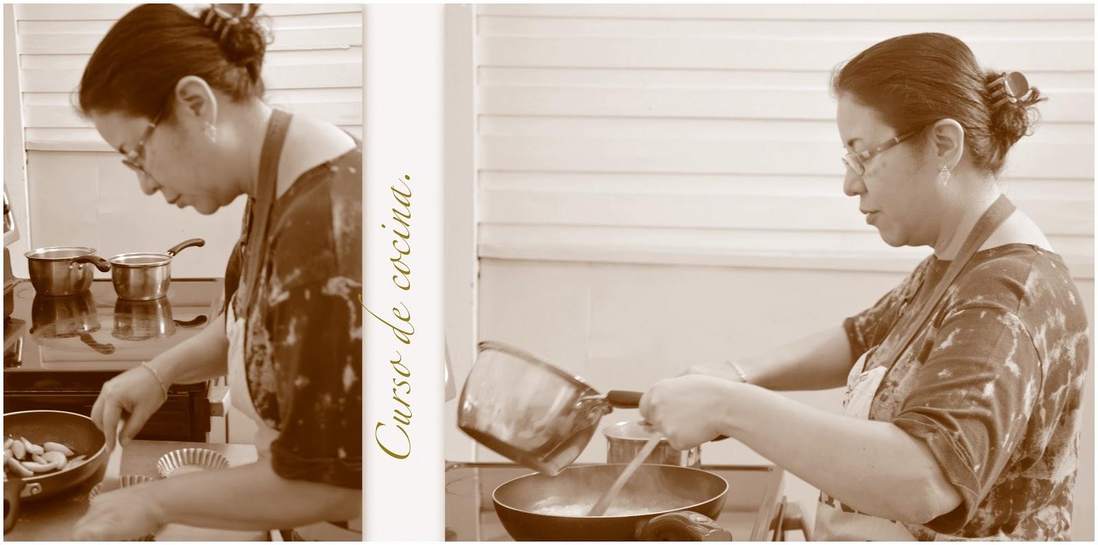 La terrasse french cuisine curso de cocina personalizado - Curso de cocina francesa ...