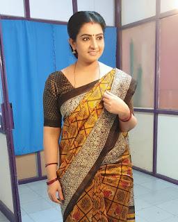 Serial Actress Sujitha Dhanush Latest Instagram Photos HD