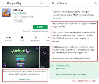 Cara Mengubah Ulasan/tentang/pratinjau/keterangan Aplikasi di Playstore ke Bahasa Indonesia