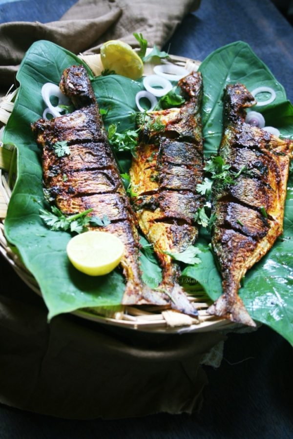 how to make Fish Fry Kerala Style Recipe   Meen Varuthathe