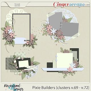 http://store.gingerscraps.net/Pixie-Builders-clusters-v.69-v.72.html